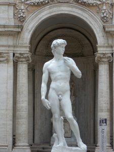 David escultura depilación masculina
